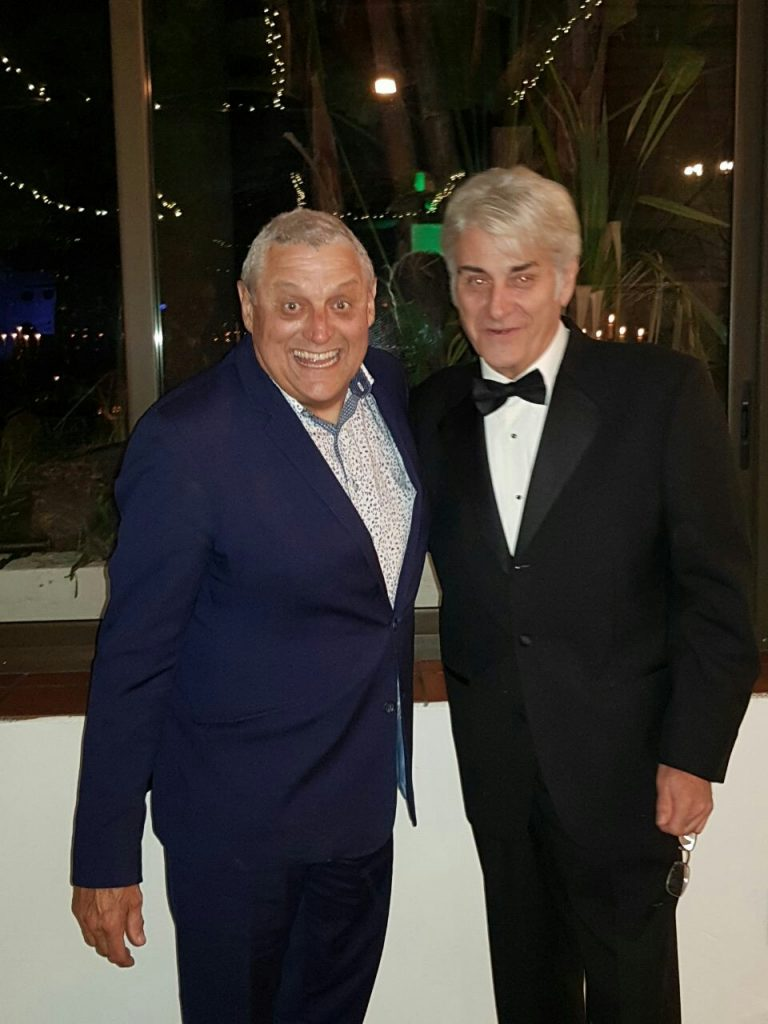 with barry hilton